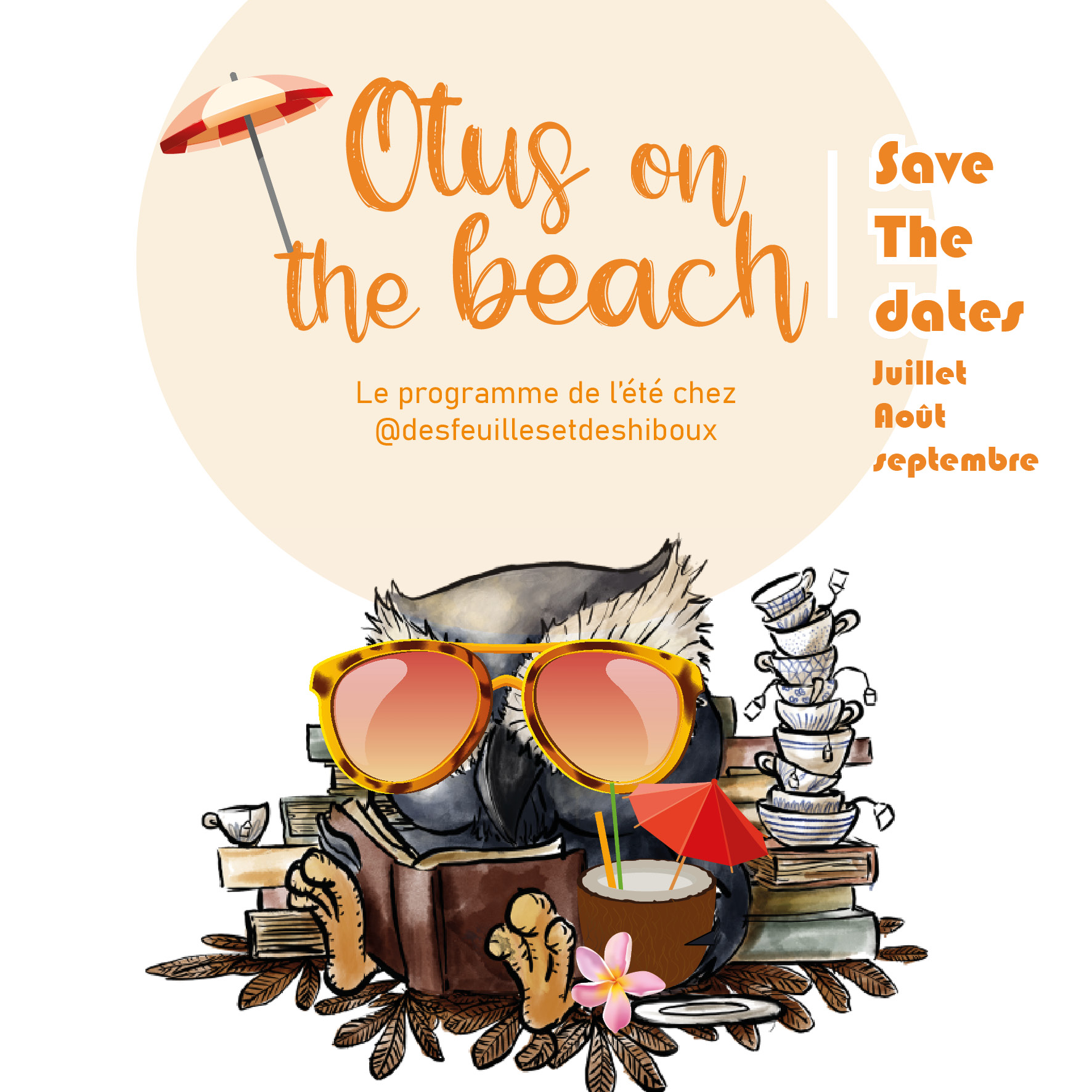Otus on the beach – Summer 2021