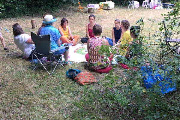 art Journée jardin ouvert 17